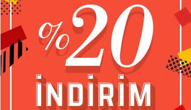 Mavi Seçili Sezon Ürünlerinde %20 İndirim