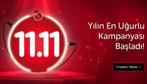 n11.com 11.11: Yılın En Uğurlu Kampanyası