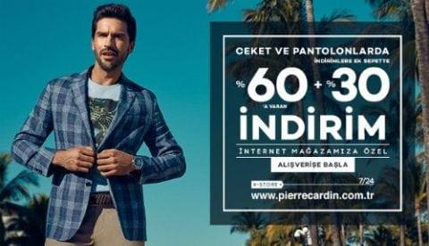 Pierre Cardin %60 + %30 Gömlek İndirimi