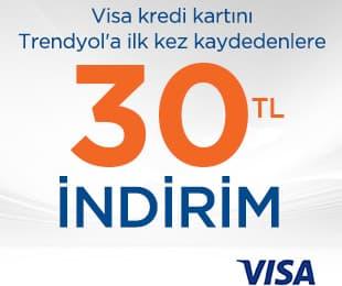 Trendyol Visa 30₺ İndirim Kodu