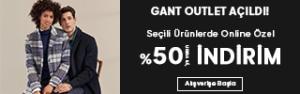 Gant Outlet İndirimleri